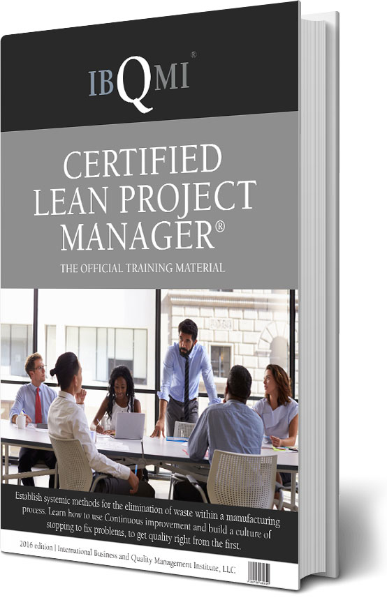 CERTIFIED LEAN PROJECT MANAGER<sup>®</sup>