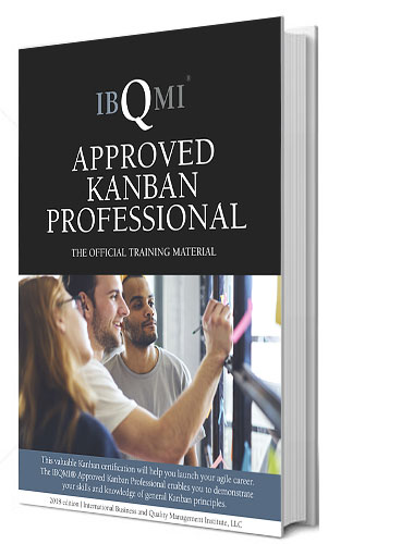 IBQMI® Approved Kanban Professional